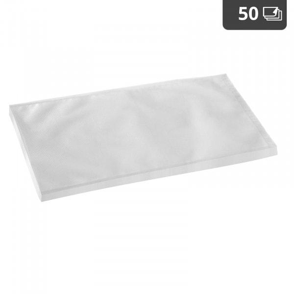 Sacs sous vide - 40 x 28 cm - 50 pièces