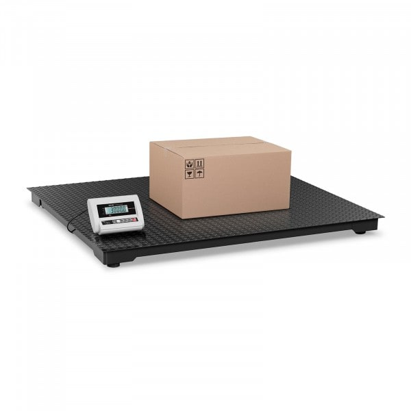 Floor Scale ECO - 3,000 kg / 1 kg - LCD