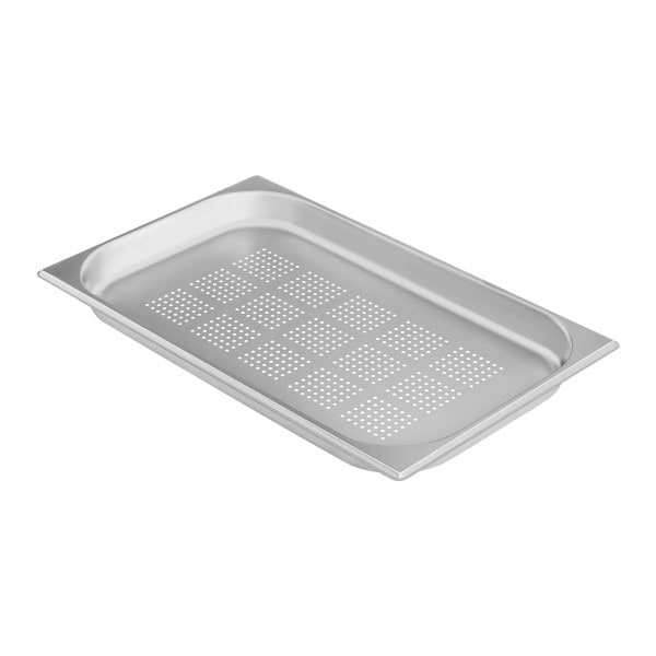 Gastronorm Tray - 1/1 - 40 mm - Perforated