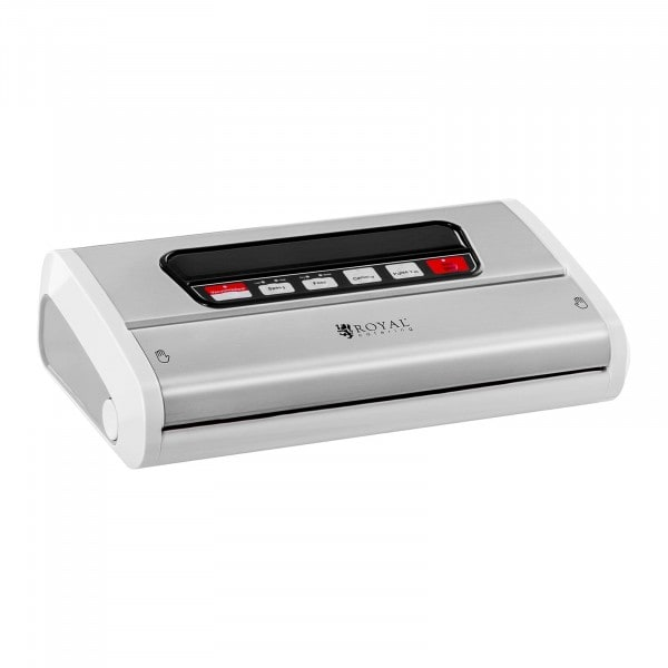 Factory seconds Food Vacuum Sealer - 165 W - 32 cm - Stainless Steel/ABS