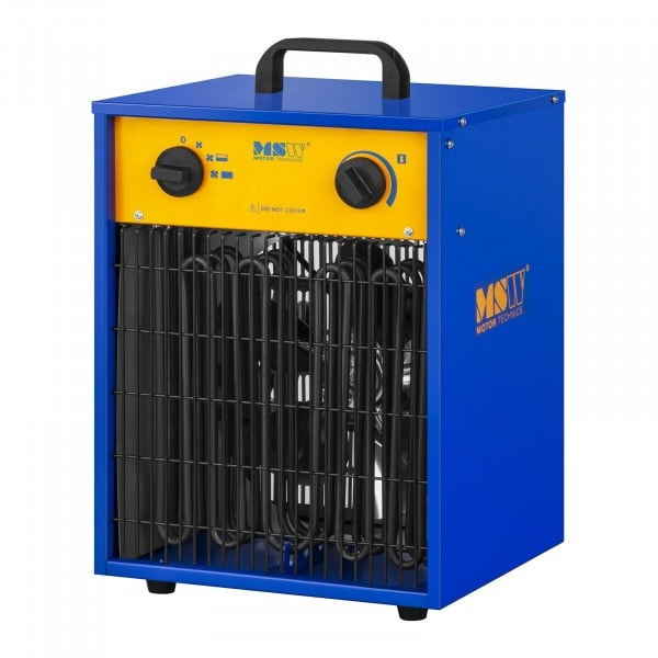 Industrial Electric Heater with Cooling Function - 0 to 85 °C - 9.000 W