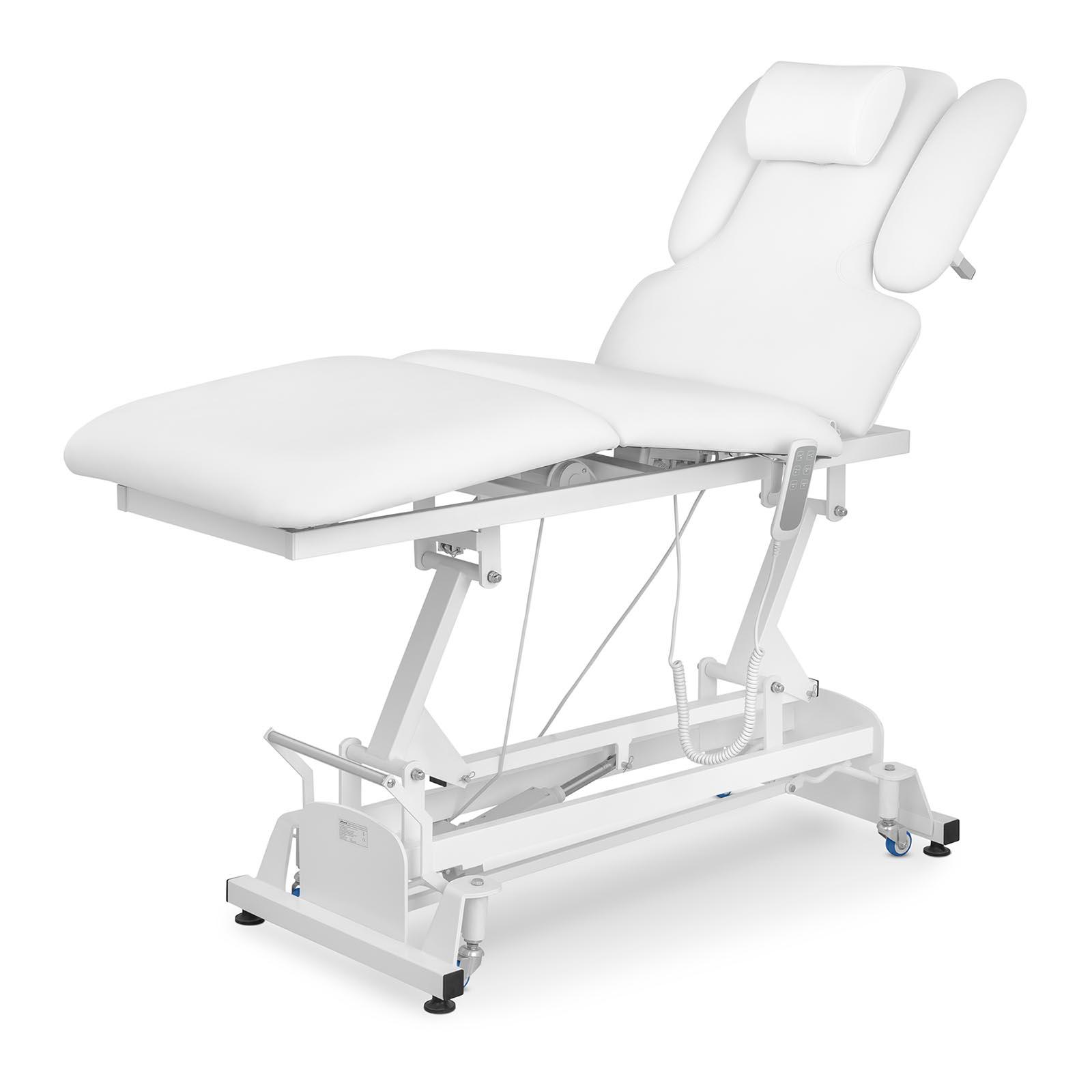 Łóżko kosmetyczne Physa Nantes White - białe