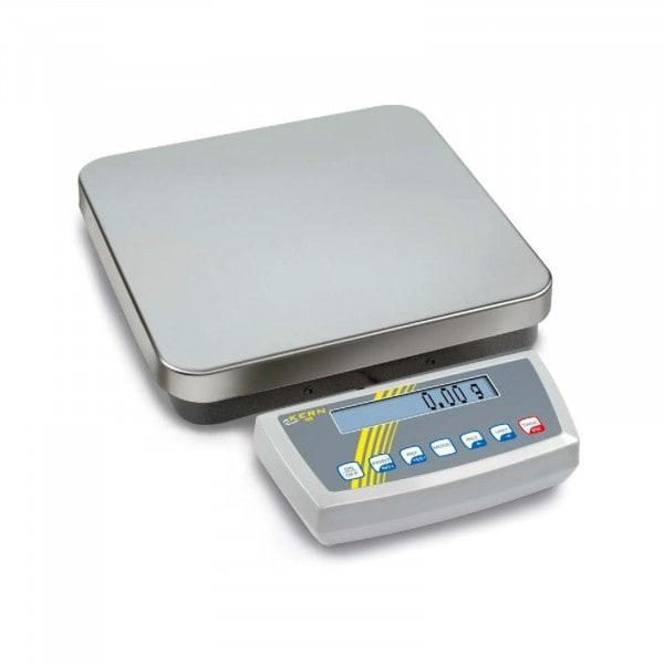 Gesamtansicht von KERN Plattformwaage - 100 kg / 0,5 g