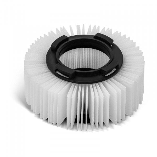 Hepa Filter rund - mit Sicherheitsverschluss