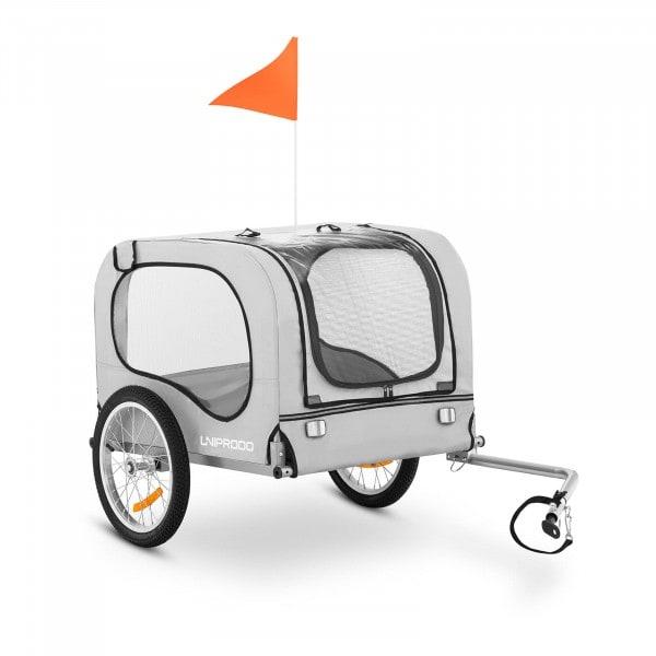 B-zboží Vozík za kolo pro psy - skládací - 40 kg