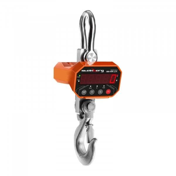 Factory seconds Crane Scales - 5 t / 2 kg - LED