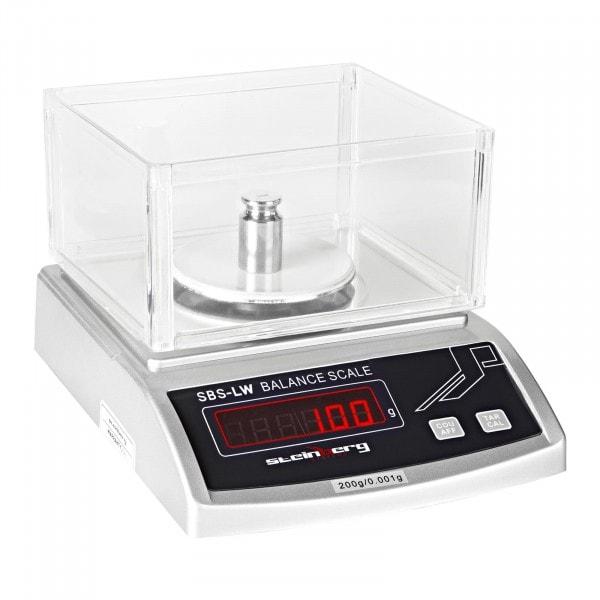 B-Ware Präzisionswaage - 200 g / 1 mg