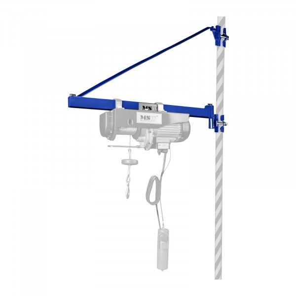 Factory seconds Swivel arm for pulley - 600 kg