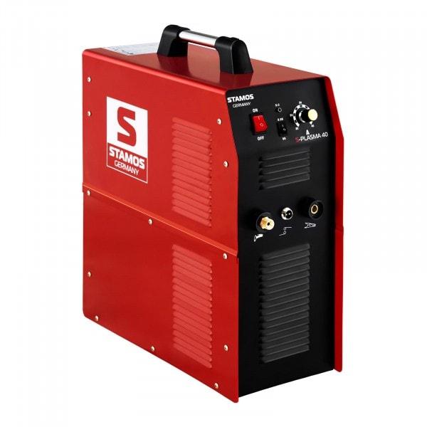 B-termék Plazmavágó - 40 A - 230 V - Integrált légkompresszor