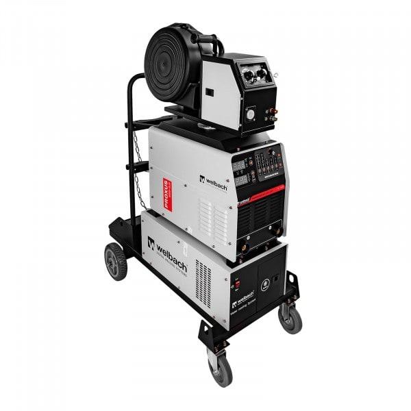 B-Ware MIG/MAG Schweißgerät - 500 A - 400 V - digital - 2.0