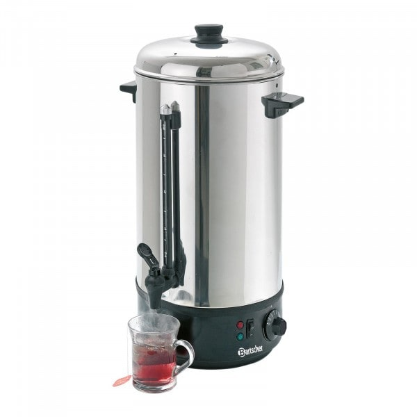 Dispensador de agua caliente Bartscher de 10L