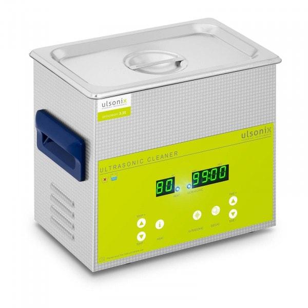 Ultrasoon reiniger - 3,2 l - 120 Watt - degas-functie