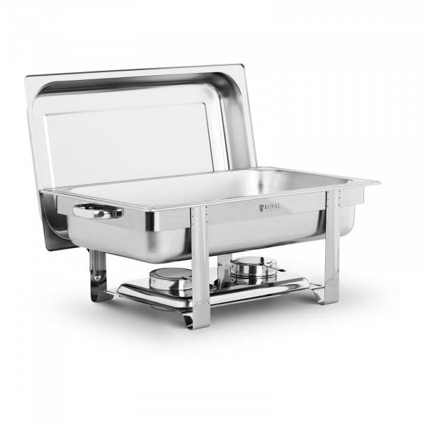 Chafing Dish - GN 1/1 - 8 l - Sicherheitsbrennstoffhalter