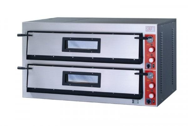 Pizzaofen Vollschamott - 1370x850x750mm