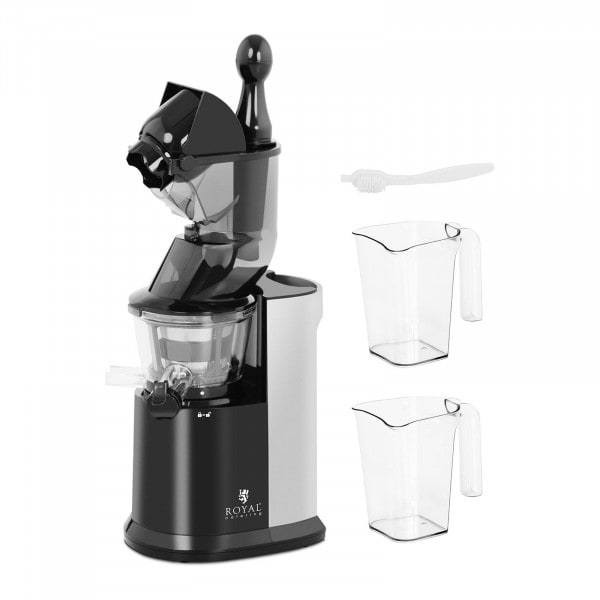 Slow Juicer - whole fruits - 250 W - 40 to 65 rpm