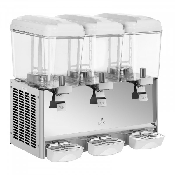 B-Ware Saftspender - 3 x 18 Liter