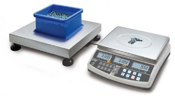KERN Zählsystem Max 15 kg / 0,001 g
