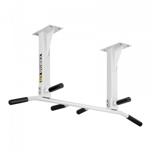 B-varer Factory Second Ceiling-Mounted Pull-Up Bar - white