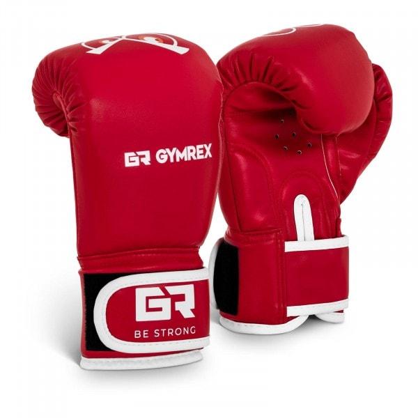 Boxhandschuhe Kinder - 4 oz - rot