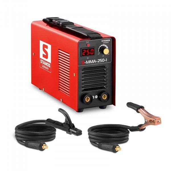 Elektroden Schweißgerät - 250 A - 230 V - IGBT