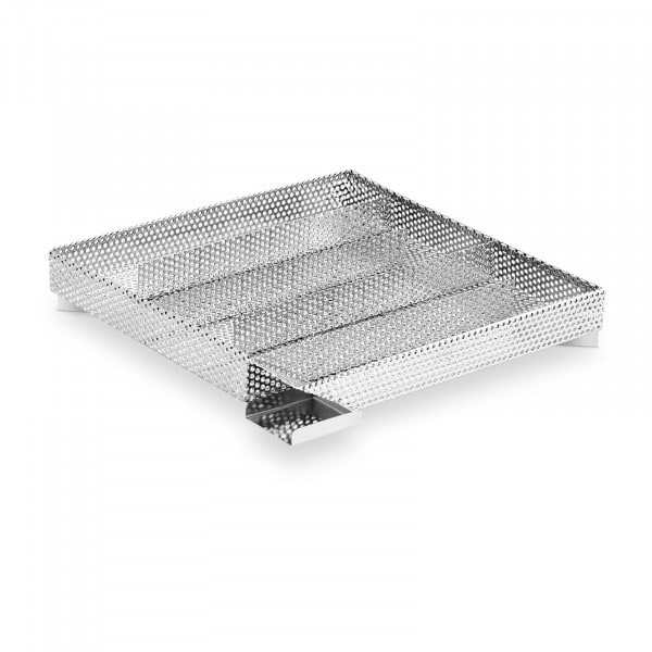 Cold smoker - vierkant - 27 cm