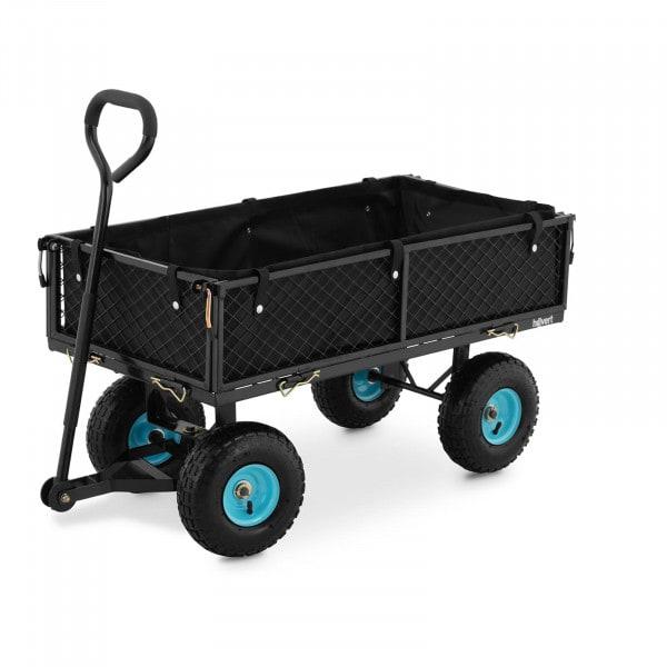 Wózek ogrodowy - składany - 300 kg