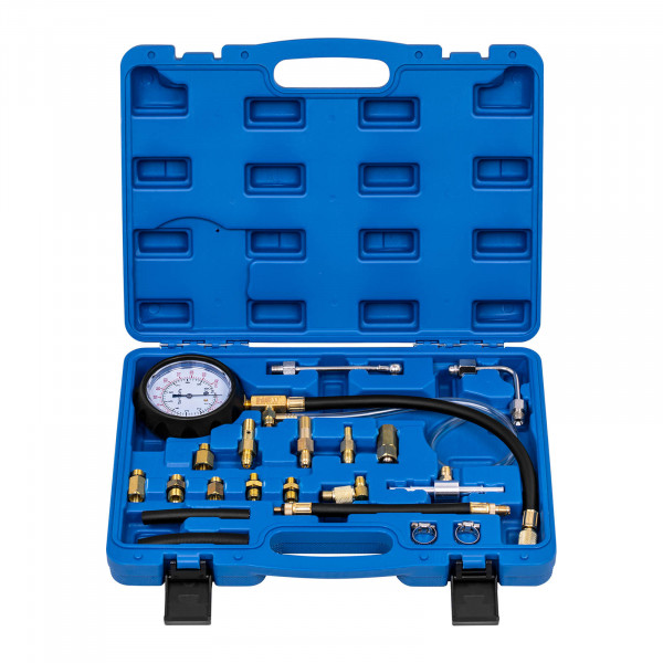 Fuel Pressure Tester - up to 9.6 bar - 20 pcs.
