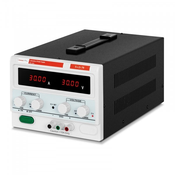 Laboratory Power Supply - 0-30 V - 0-30 A DC - 900 W