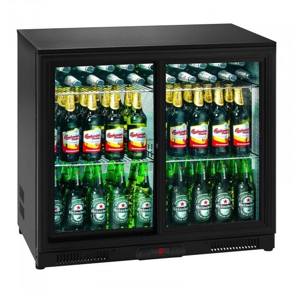 Factory seconds Beverage Refrigerator - 208 L - Aluminium Interior