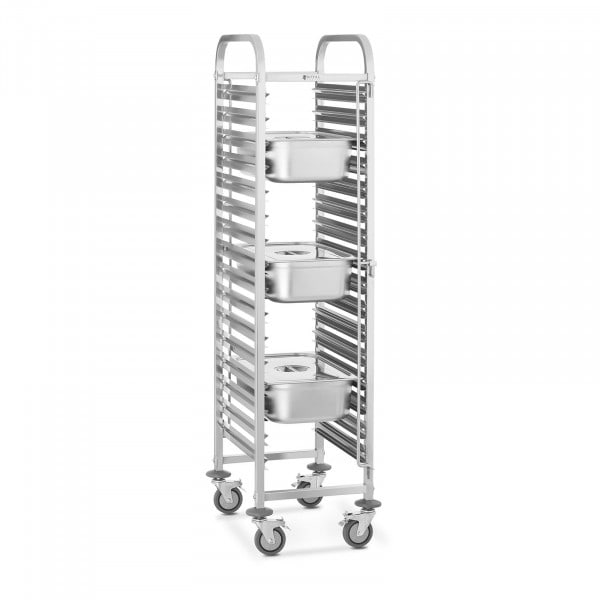 Tray Trolley- 16 GN Slots