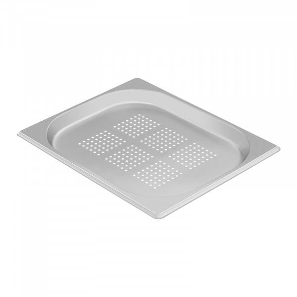 Gastronorm Tray - 1/2 - 20 mm - Perforated