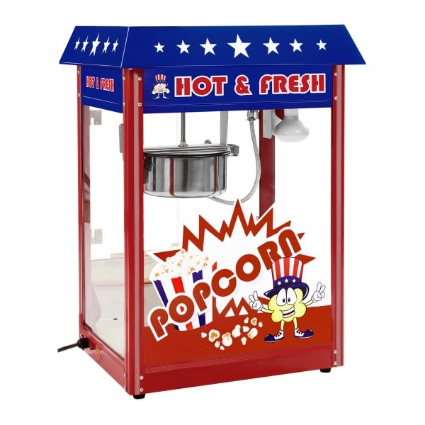 Popcornmaschine - USA-Design - 1539 - 1