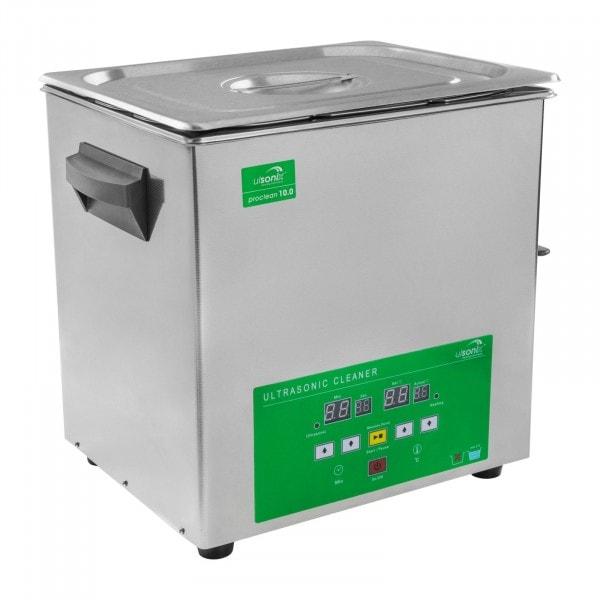 Ultrasone reiniger - 10 liter - Snel geheugen