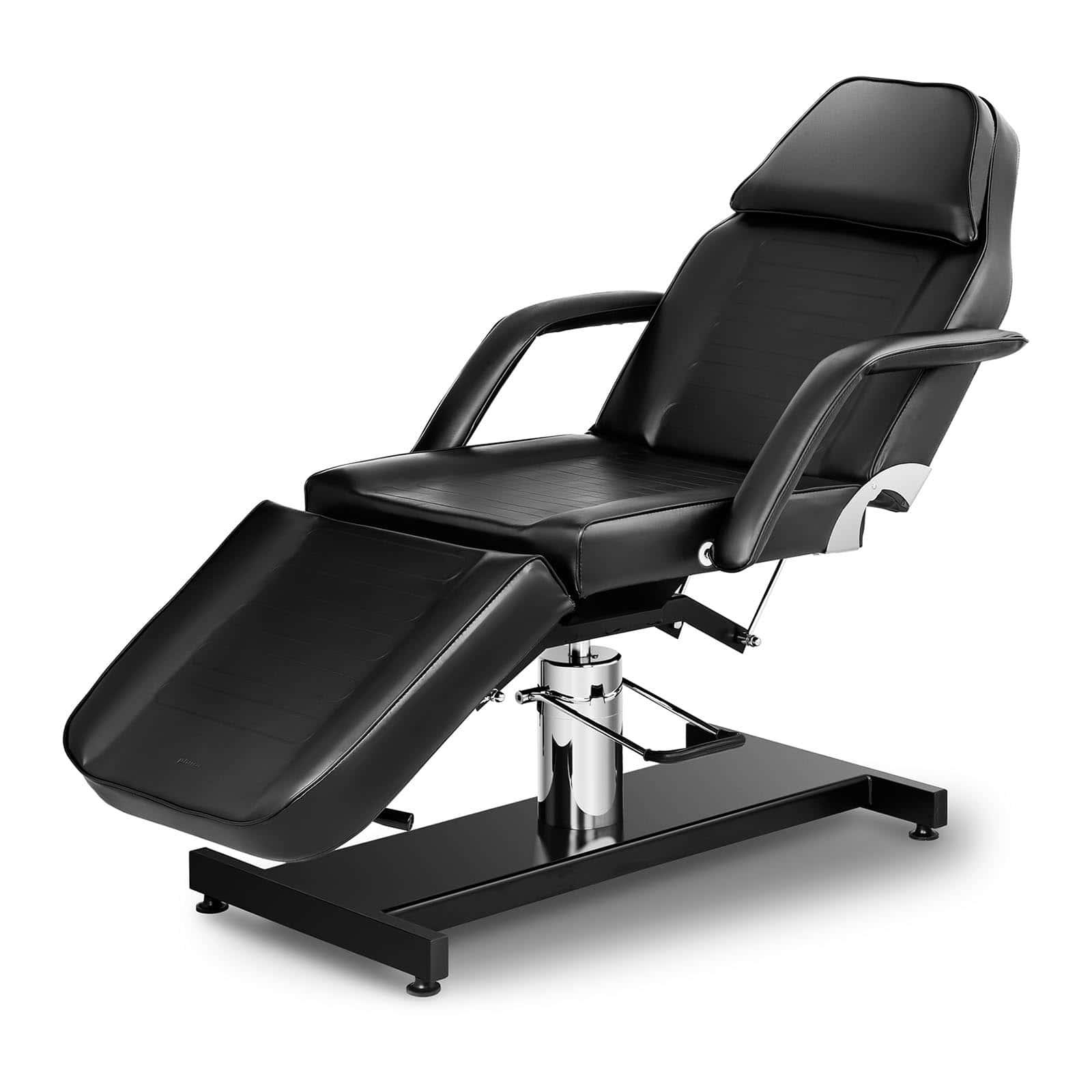 Fotel kosmetyczny Physa Verona - Czarny