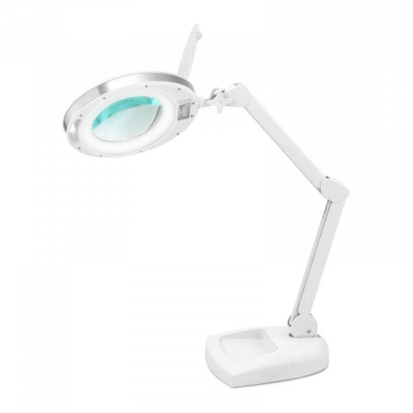 Lampa kosmetyczna - powiększająca - 5 dioptrii - LED