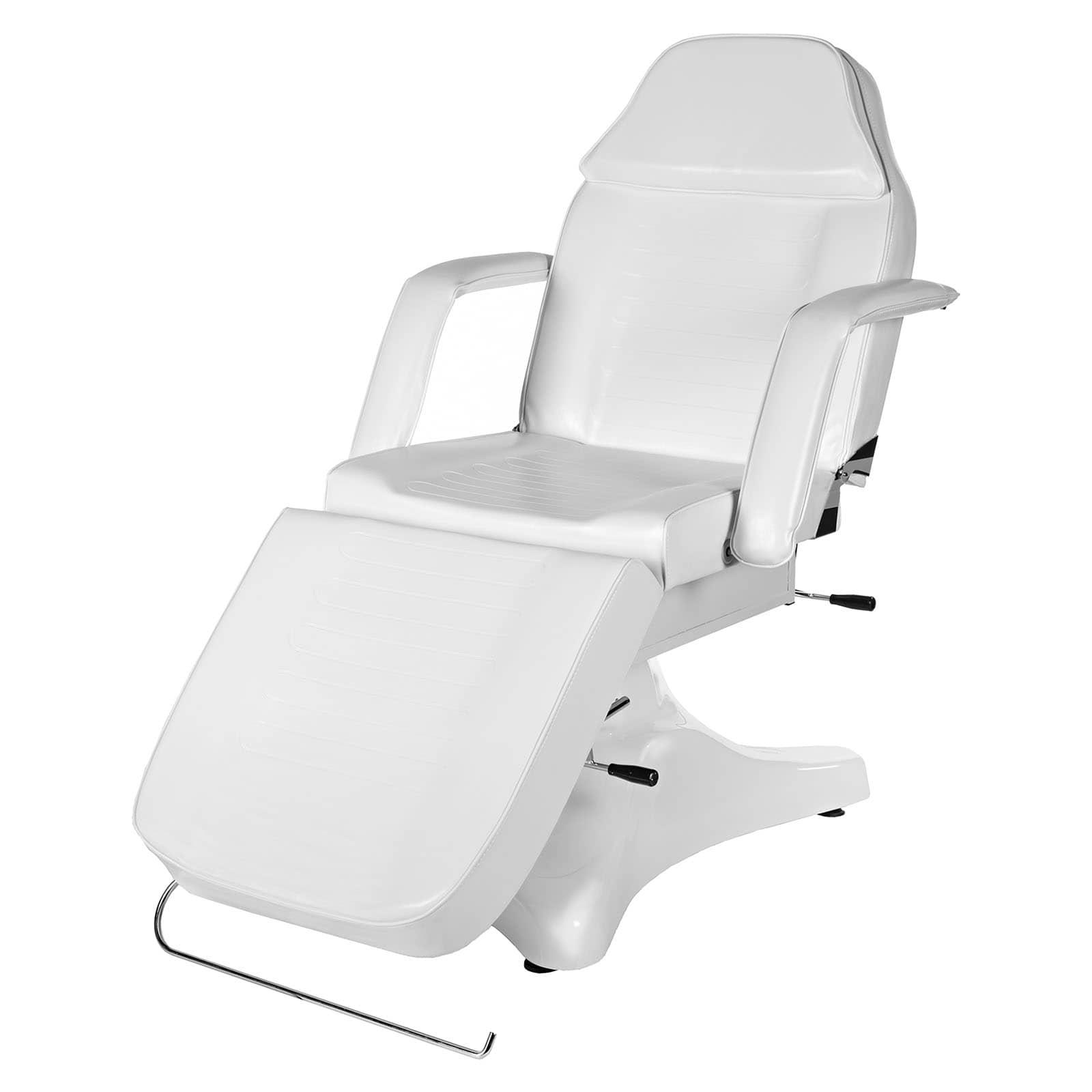 Biały fotel kosmetyczny Physa Imperia