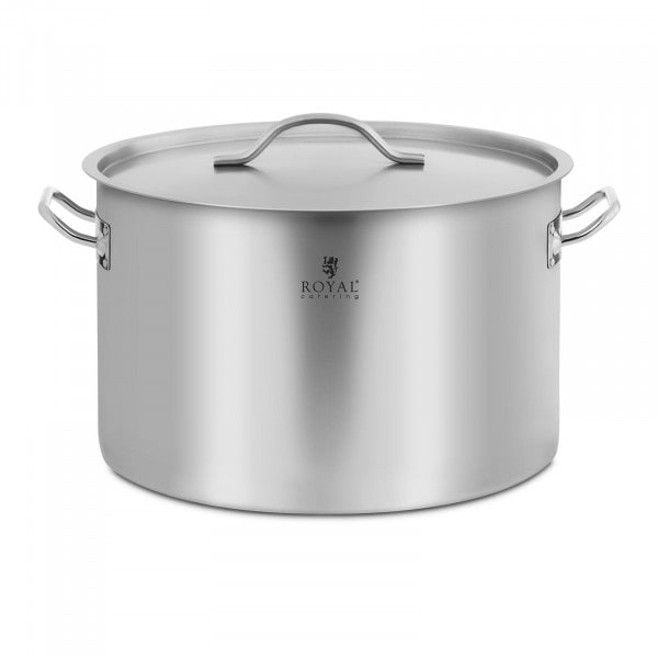 Factory seconds Stainless Steel Induction Pot 32l