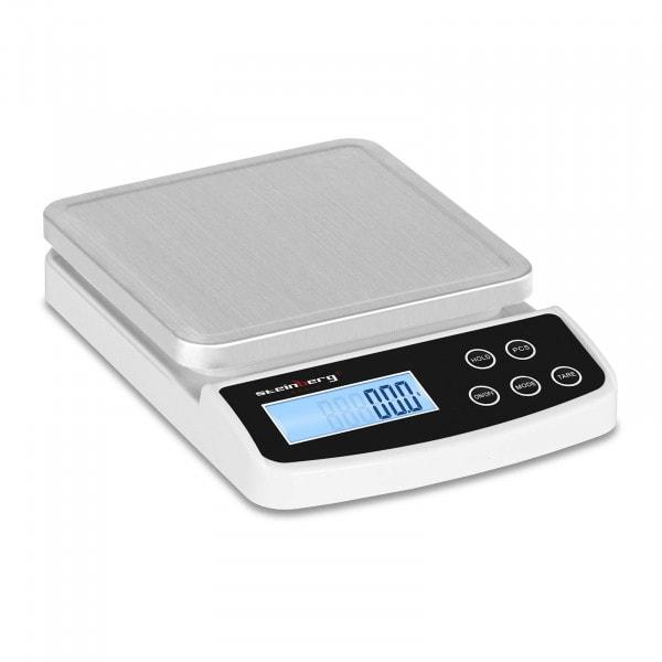 Balança Digital Pesa Cartas - 5kg / 0,1 g - Basic