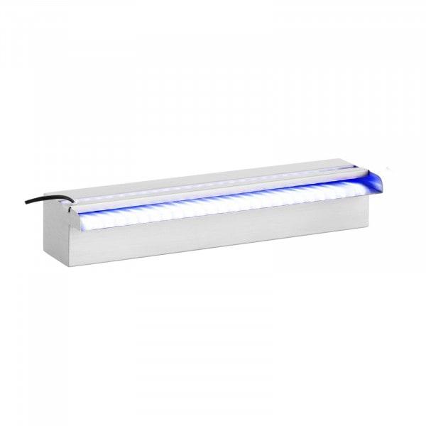 Artigos usados Vertedouro de água - 45 cm - iluminação LED
