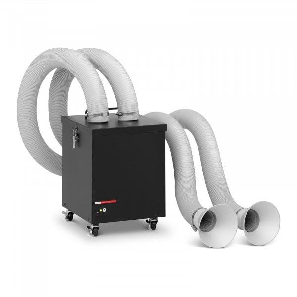 Extractor de humos para soldadura - 2 zonas de aspirado