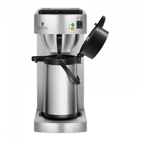 B-varer Kaffetrakter med termokanne i rustfritt stål - 2,2 l - tredobbel beskyttelse