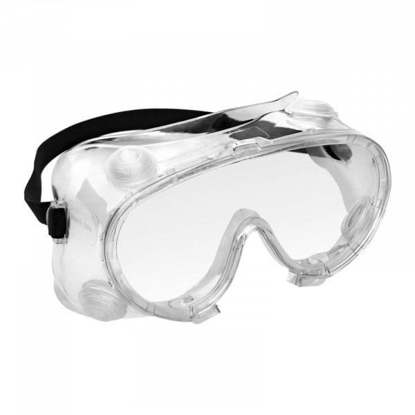 Schutzbrille - 10er Set - klar - Einheitsgröße