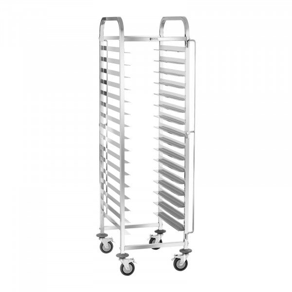 Tray Trolley - 16 Tray Slots