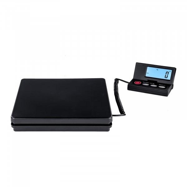 Kakkoslaatu Digitaalinen pakettivaaka - 40 kg / 1 g - Basic - ulkoinen LCD