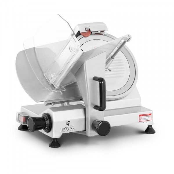 Meat Slicer - Ø 250 mm - 150 W - up to 12 mm