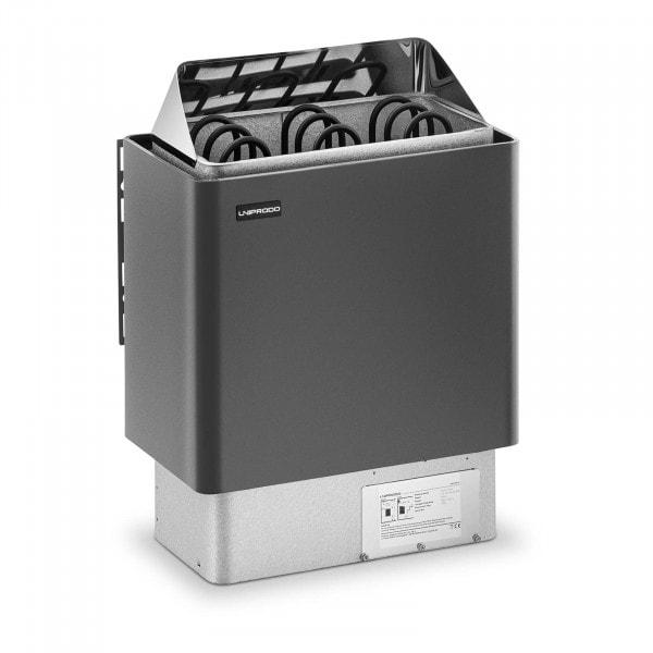 B-termék Szauna kályha - 4,5 kW - 30 - 110 °C