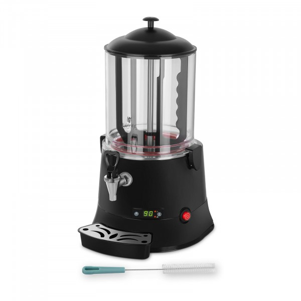 B-varer Sjokolade dispenser - 10 liter - LED-skjerm