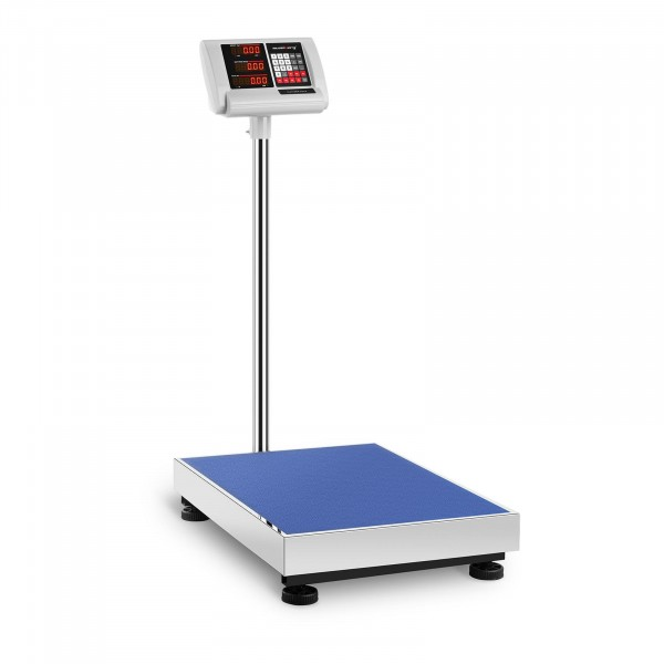 Brugt Industrivægt - 300 kg / 50 g - 45 x 60 cm