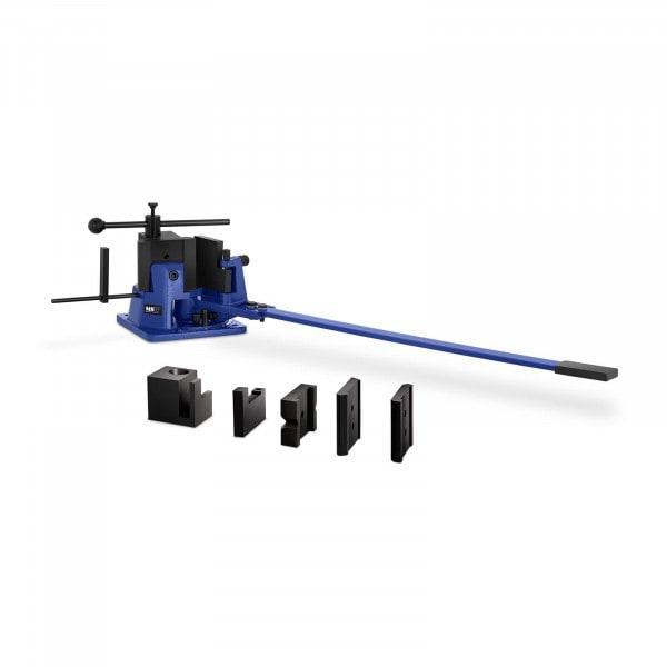 Universal bøyemaskin – 100 mm – 4 maler – 120°