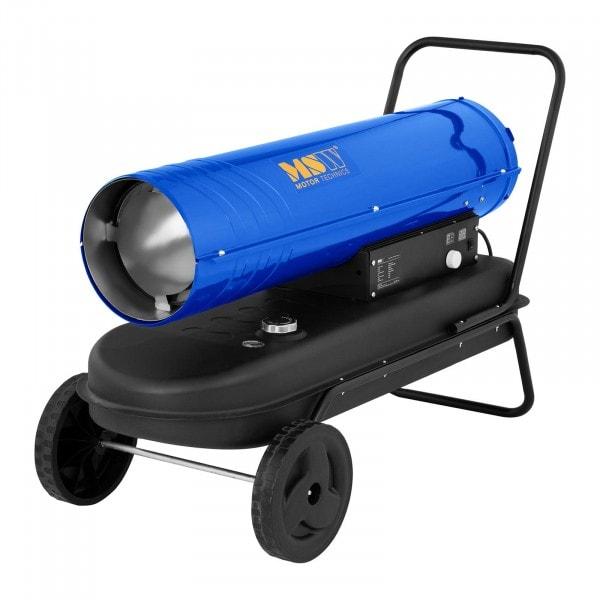 Dieselvarmer - Inkl. Vogn - 50 kW - 56 L